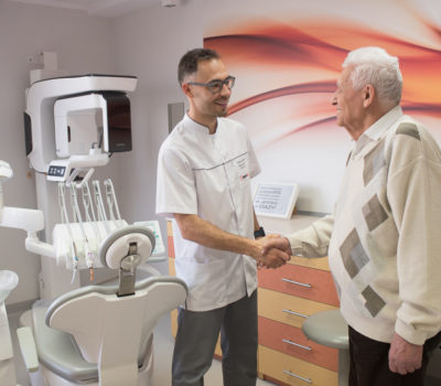 Denti - więcej o implantach